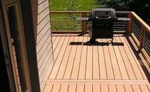 防腐木地板使用年限和价格