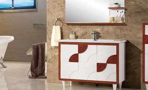 橡木浴室柜价格和优点介绍