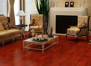 紫檀木地板的特点