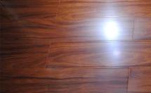 强化地板变色的三大原因