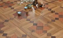 拼花地板价格和保养方法