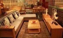 新中式实木沙发组合什么永乐娱乐在线好?