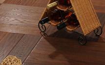德尔实木复合地板好不好?
