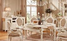 十人餐桌尺寸和种类