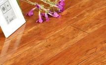 巴西樱桃木地板的特质