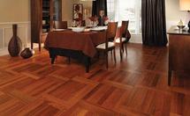 強化地板為什么耐磨性好?