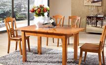 可伸縮餐桌選購攻略和保養方法