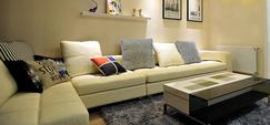 单体沙发两点透视步骤