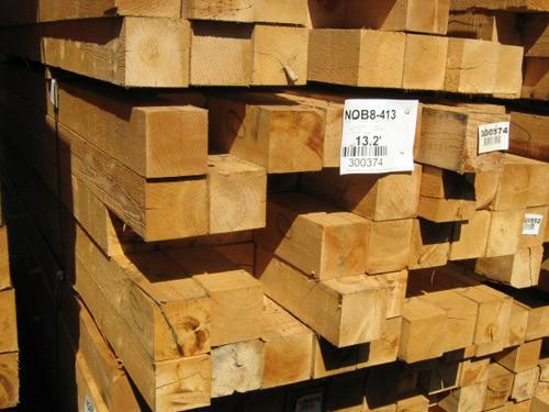 SPF在中国木材市场的销售现状