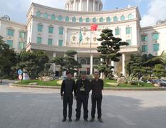 重庆市<font color=#FF0000>木门行业</font>协会秘书长及会员走访云南昆明
