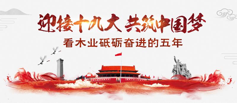 【专题】迎接十九大·共筑中国梦 看木业砥砺奋进的五年