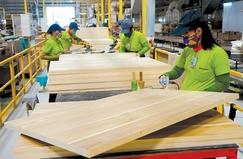 前九个月<font color=#FF0000>越南</font>出口木制家具额达55亿美元