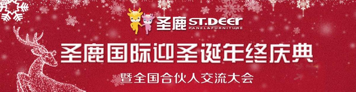 圣鹿国际迎圣诞年终庆典暨全国合伙人交流大会
