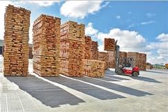 海南农垦林产集团橡胶板材畅销岛内外