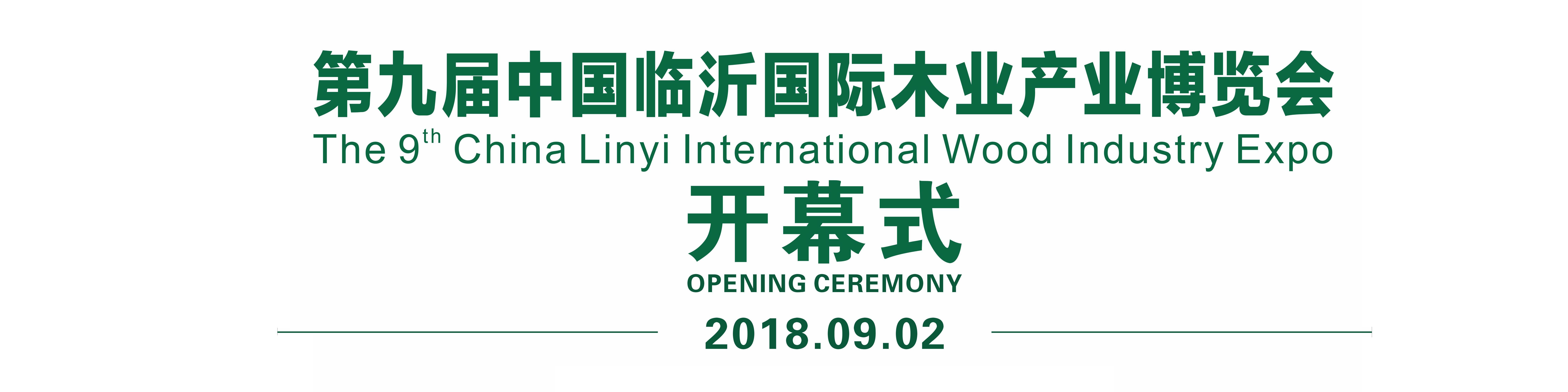 第九届中国临沂国际木业博览会