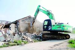 南潯開發區查封木業企業61家
