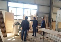 大邑县对<font color=#FF0000>木制品加工企业</font>开展粉尘防爆专项整治行动