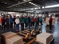 寿光洛城街道举行木制品行业安全生产应急演练活动