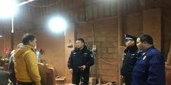 拒不整改火灾隐患 凭祥市22家红木加工作坊被查封