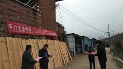 赣州寻乌深入木材加工厂开展扫黑除恶行动
