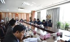临沂市委副书记郑德雁调研费县木业产业发展情况