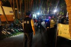 廣東新會副區長暗訪恒林木業經營部