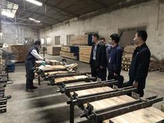 广东潼湖镇开展木制品加工保险生产监管工作