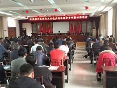 安徽太和五星镇召开木业安全生产隐患排查专项整治工作会议