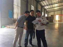 沭阳多部门联合开展木材加工企业安全生产检查