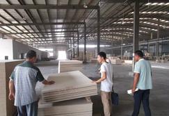 曹縣市場監管局開展人造板行業專項整治行動