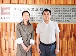 技术强企 科技创新 中国全民彩彩票网走进浙江农林大学