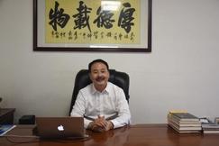 【专访】壮象董事长叶新忠:香杉之情 赤子之心