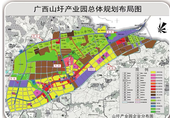 广西山圩产业园发展加速,2018年林业总产值78.01亿元