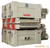 双面定厚宽带砂光机-青岛千川木业设备有限公司