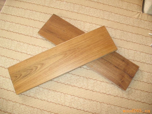 柚木实木地板