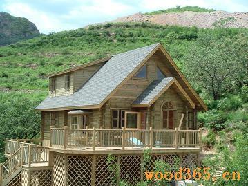 木结构房屋材料有限公
