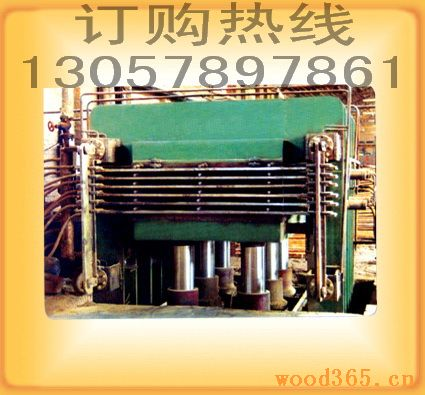 多层板生产线设备,九厘板生产线设备,岩棉板生产线;主要单机有:热压机