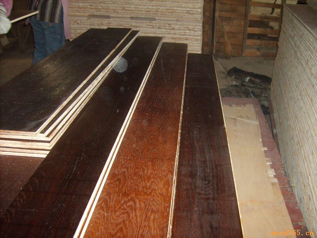 实木复合地板,碳化地板