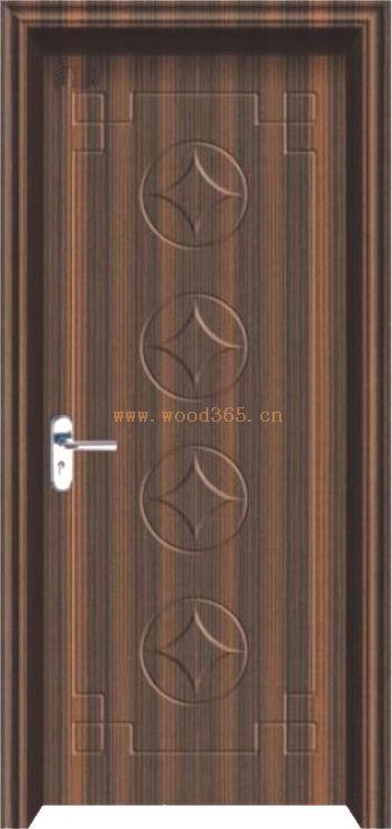 百贝实木烤漆门