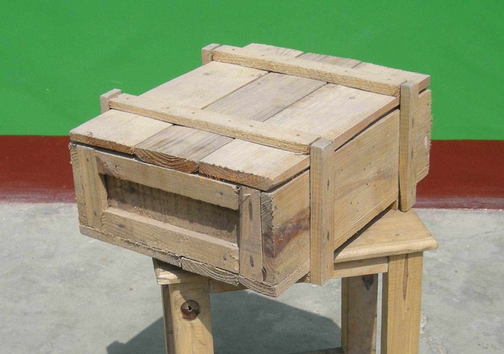 订制木包装箱-朱家洲木材厂