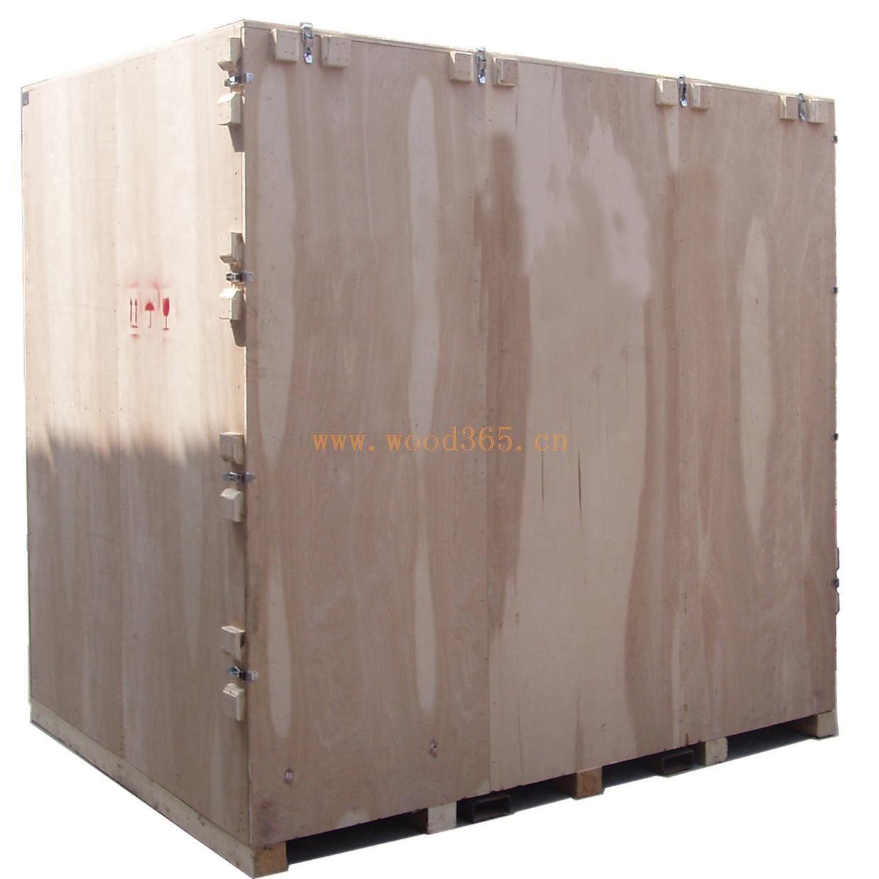 机械包装箱