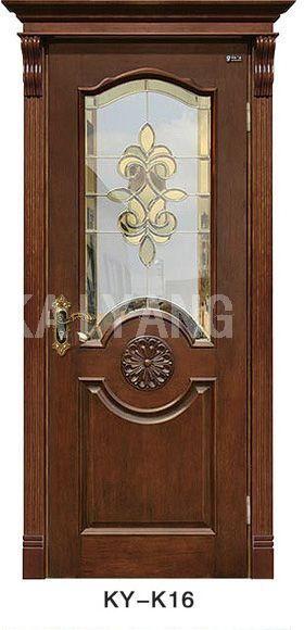 欧式复合烤漆门