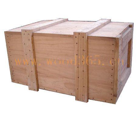 木制包装箱 2 大连市经济技术开发区庆大木业加工厂