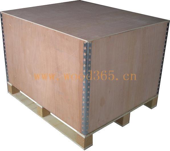 木制包装箱 3 大连市经济技术开发区庆大木业加工厂