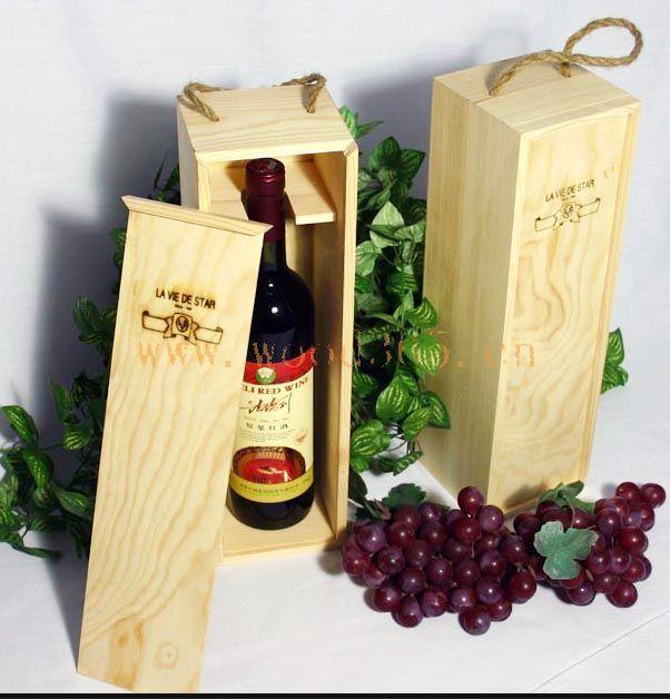 供应葡萄酒木盒,红酒礼盒,酒箱,酒桶,包装木盒