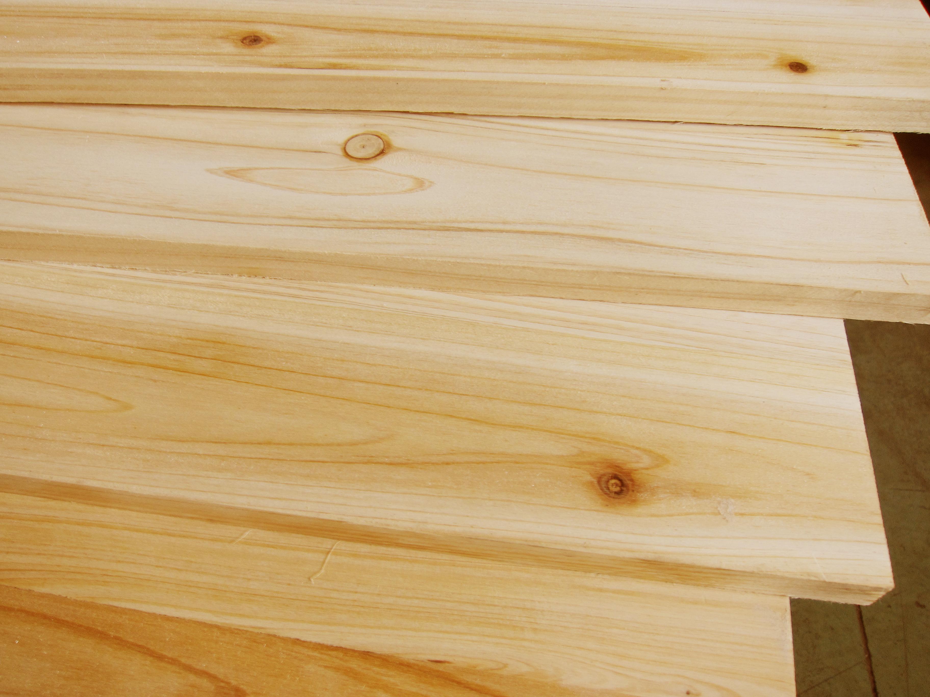 万年树杉木指接集成材