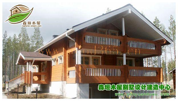 森垣木屋别墅设计建造中心