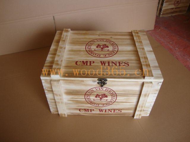 木制葡萄酒盒/红酒盒,木制茶叶盒