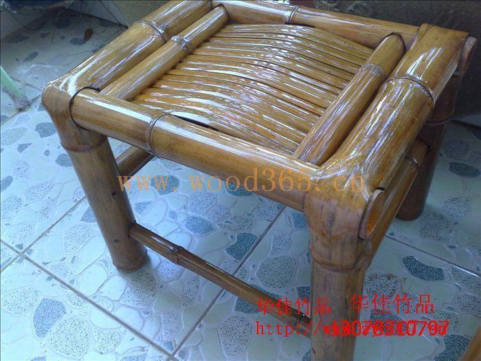 竹椅子制作图解