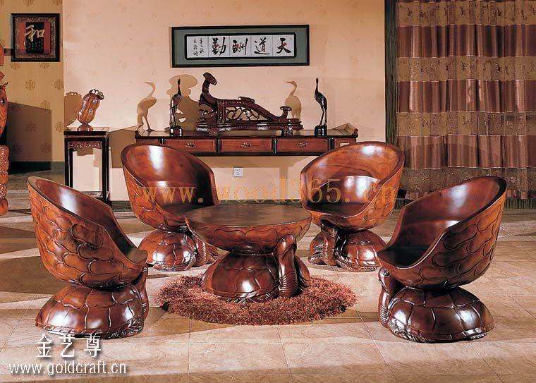 木雕工艺品-木雕家具-木制工艺品-东阳木雕厂-金艺尊木雕家具